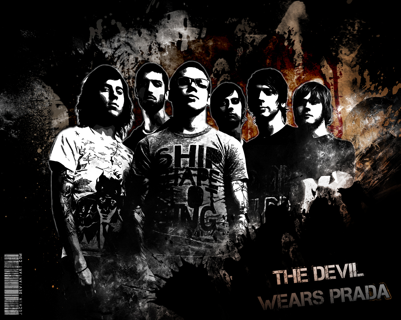 the devil wears prada plagues  CrackBerry The devil wears prada by jochun on DeviantArt 1280x1024