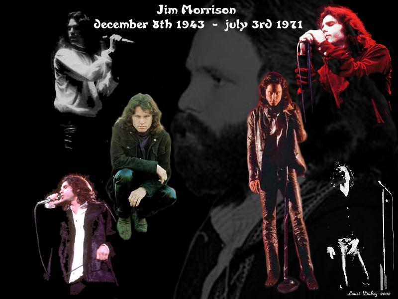 Jim Morrison The Doors Wallpaper 800x600