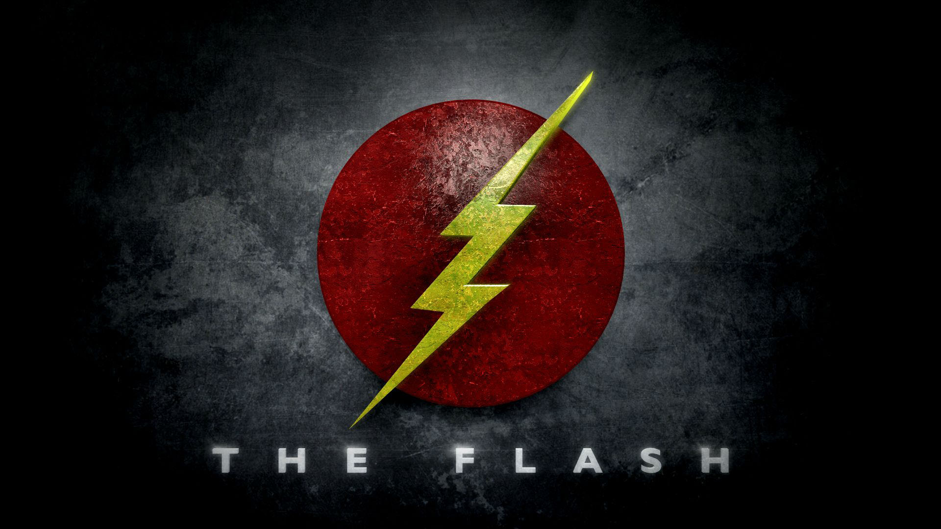 Flash Symbol Wallpaper   1920x1080
