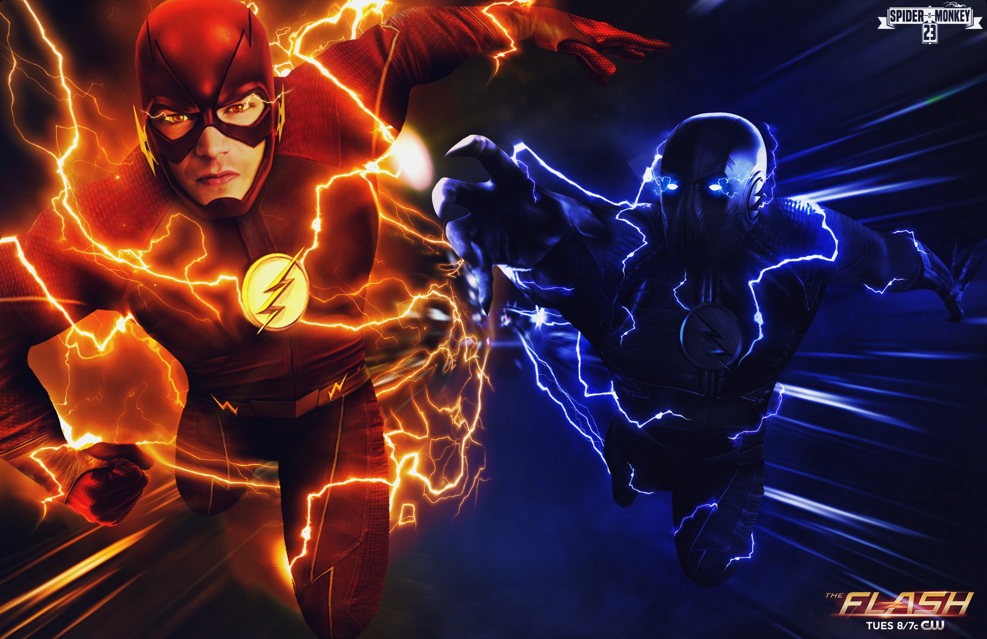 Zoom The Flash Wallpapers