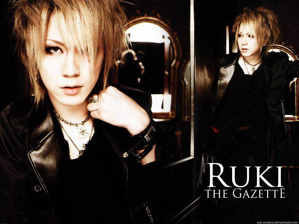 Ruki MELT Wallpaper by MisakiYamashiro on DeviantArt 1024x768