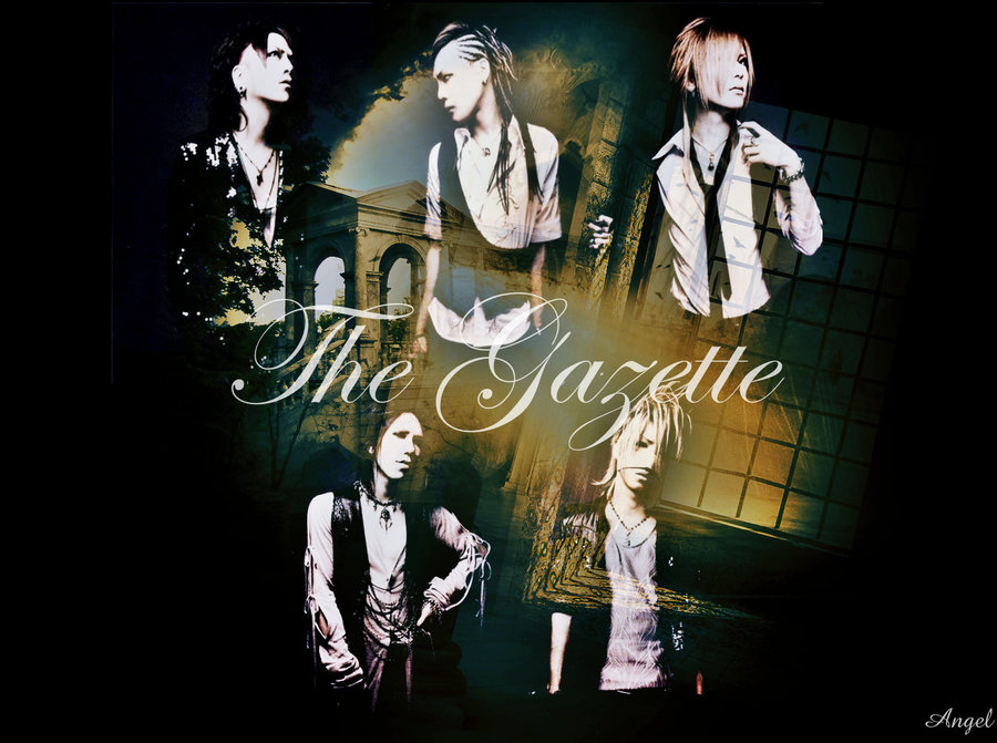 the GazettE TOXIC Wallpaper by BeforeIDecay on DeviantArt 900x671