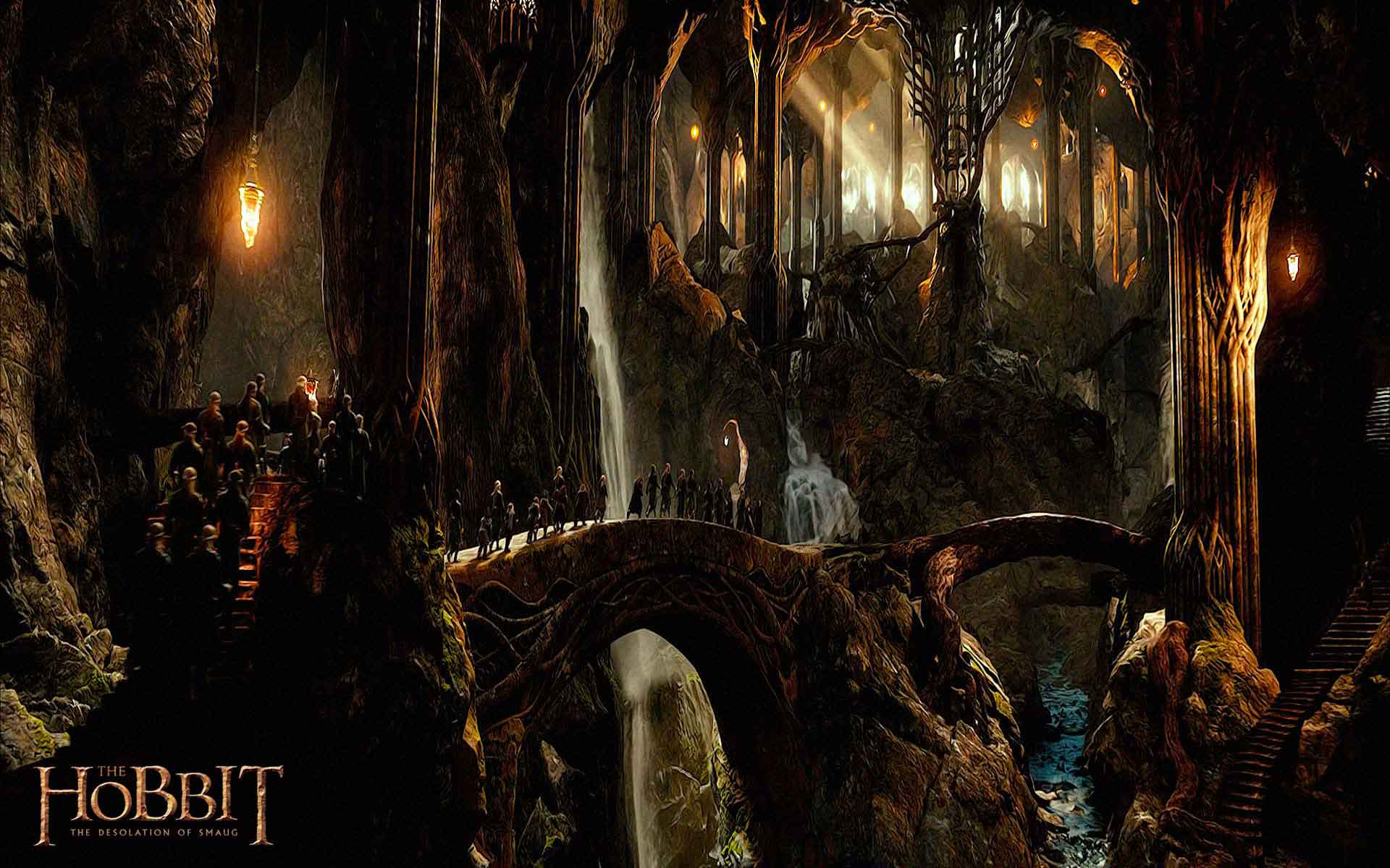 The Hobbit Battle Of Five Armies HD Wallpapers 1920x1200