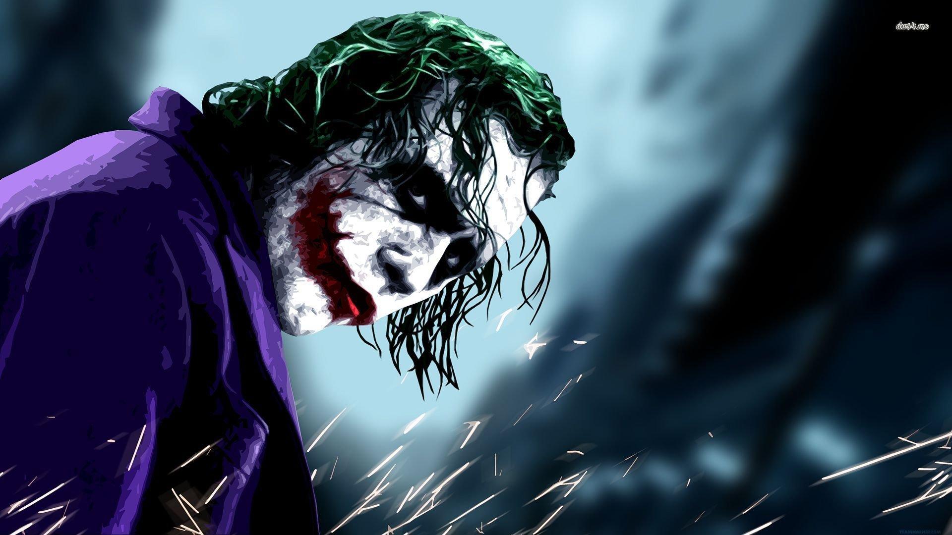 The Joker The Dark Knight Hd Bonny Wallpaper Free Download The 1920x1080