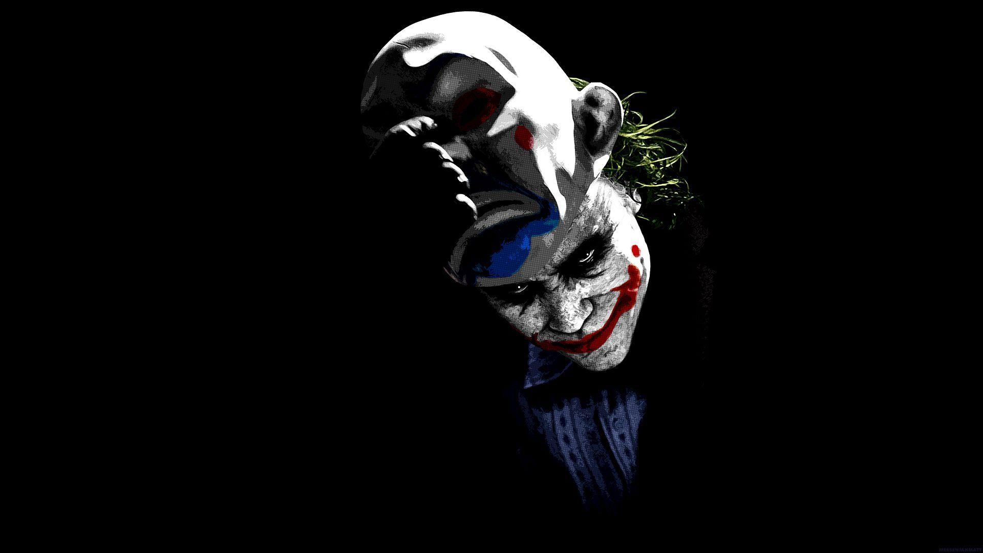The Joker IPhone Wallpaper IPod HD Free Download 1920x1080