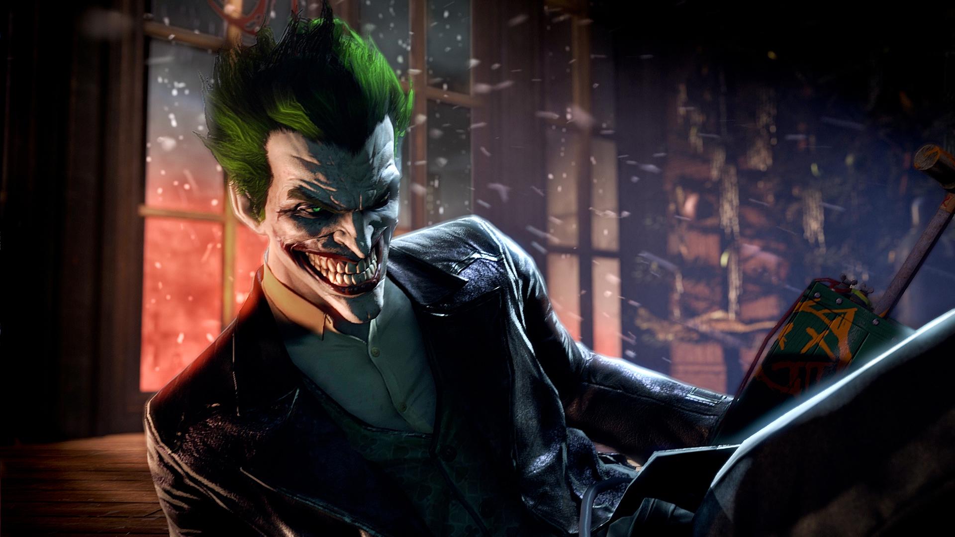 The Joker Hd Wallpaper 1920x1080