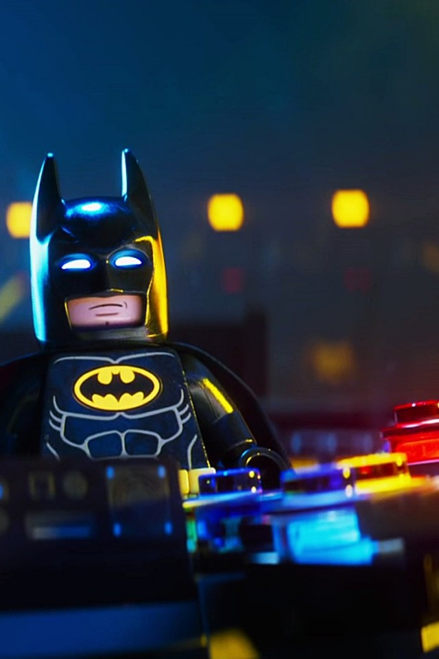 Build Something Batman Wallpaper The Lego Batman Movie 640x960