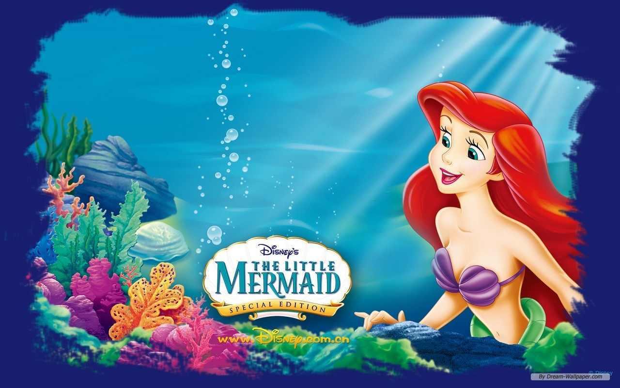 The Little Mermaid Wallpaper X