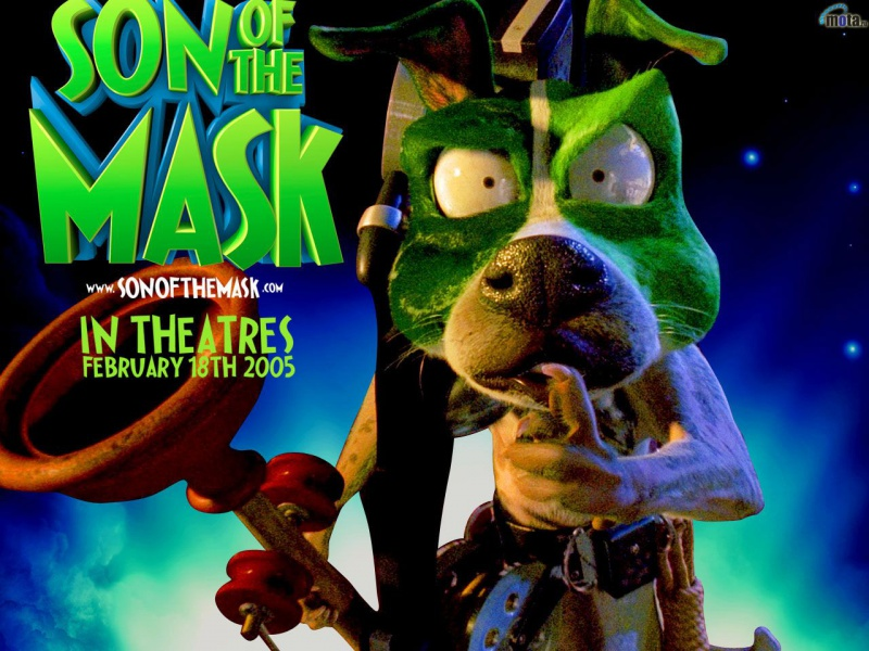 The Mask Page  800x600