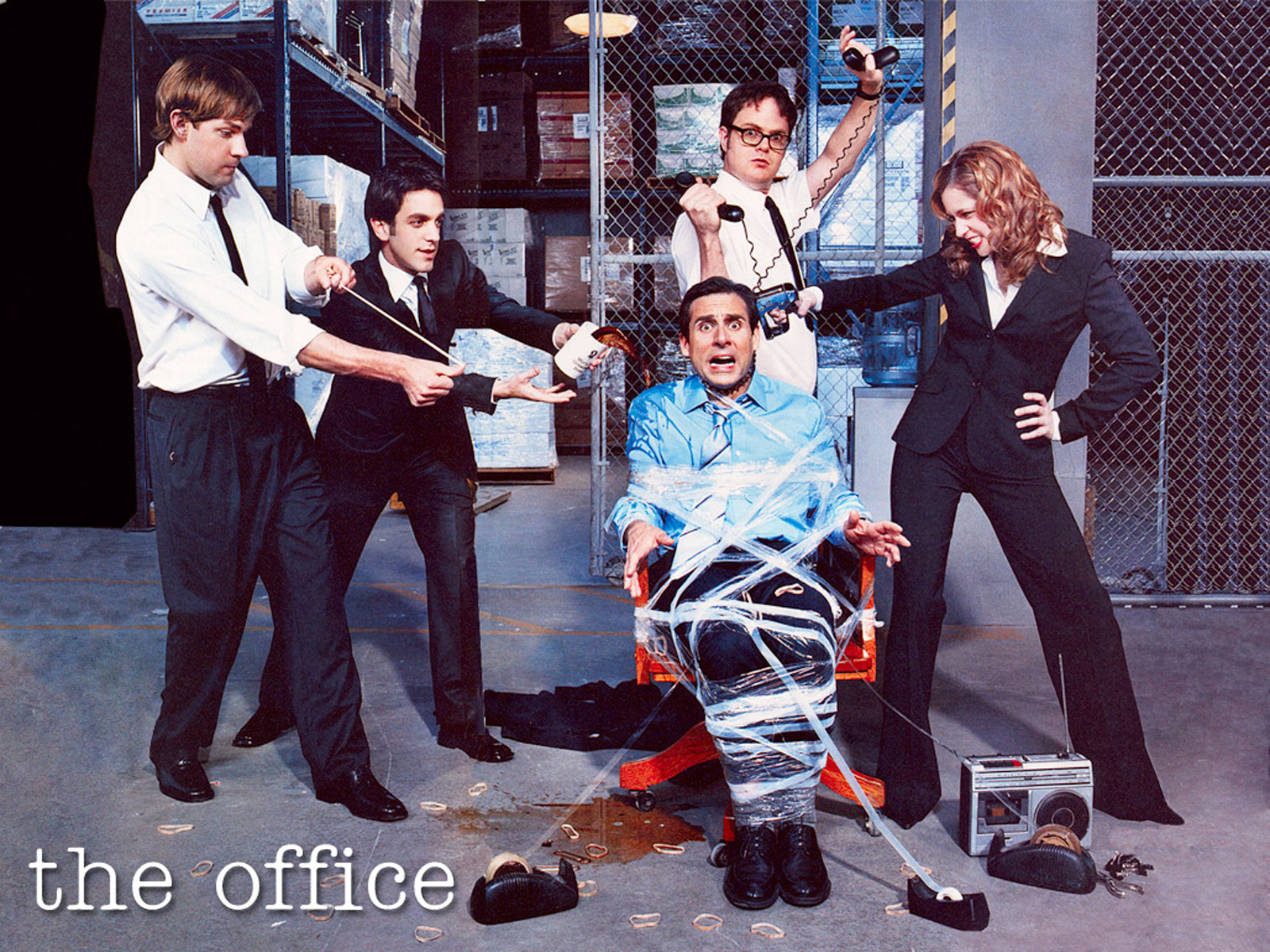 Download The Office iphone Backgrounds 1600x1200