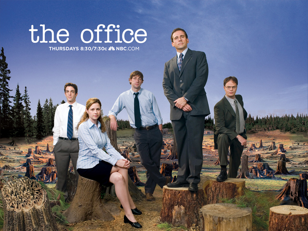 Funny Life Quotes From The Office The Office Wallpapers Image 1024x768