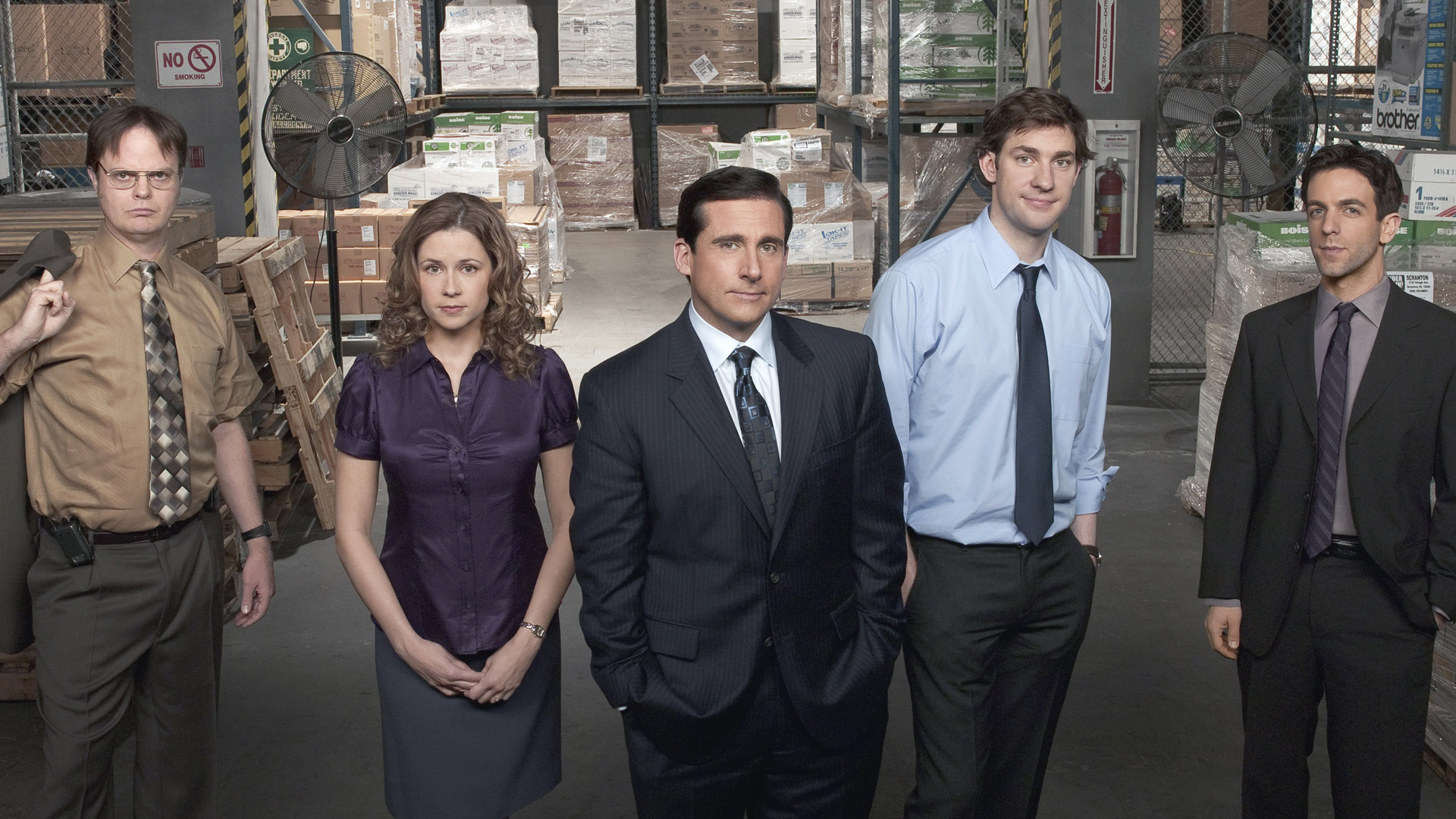 The Office Wallpapers Group  1920x1080