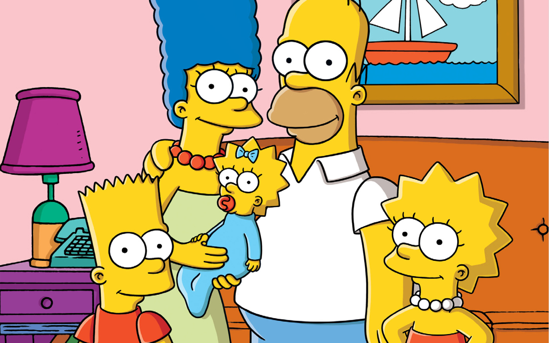 the simpsons wallpapers  Desktop Backgrounds for Free HD 1920x1200