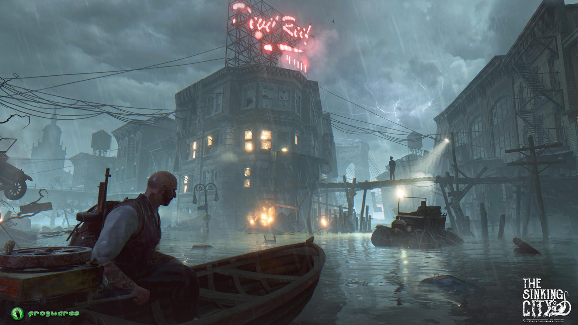 The Sinking City posticipato a giugno Respawn Game