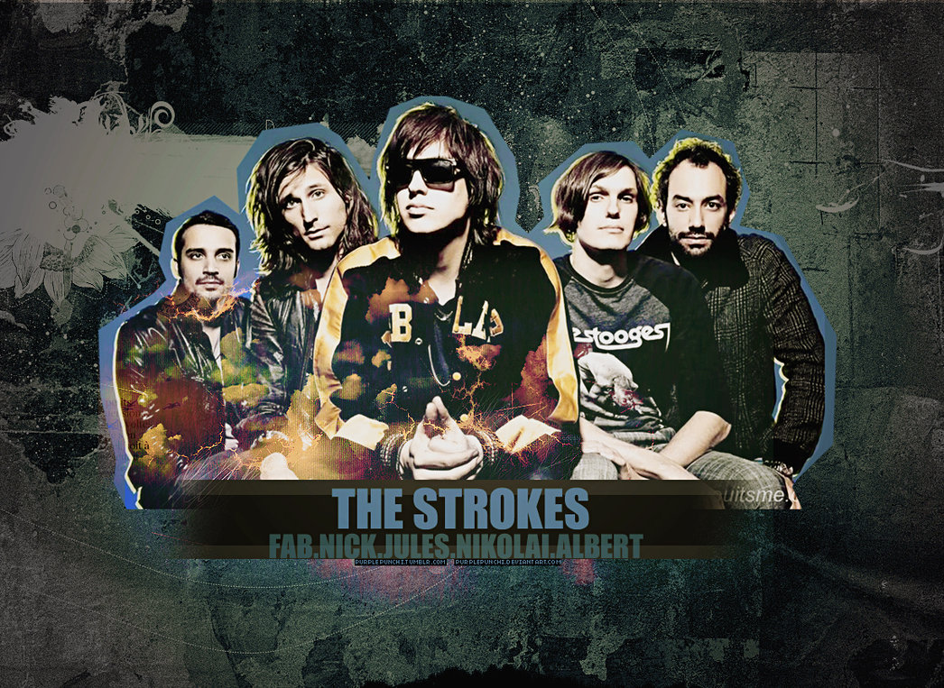 the strokes iphone wallpaper  Tumblr 1046x763