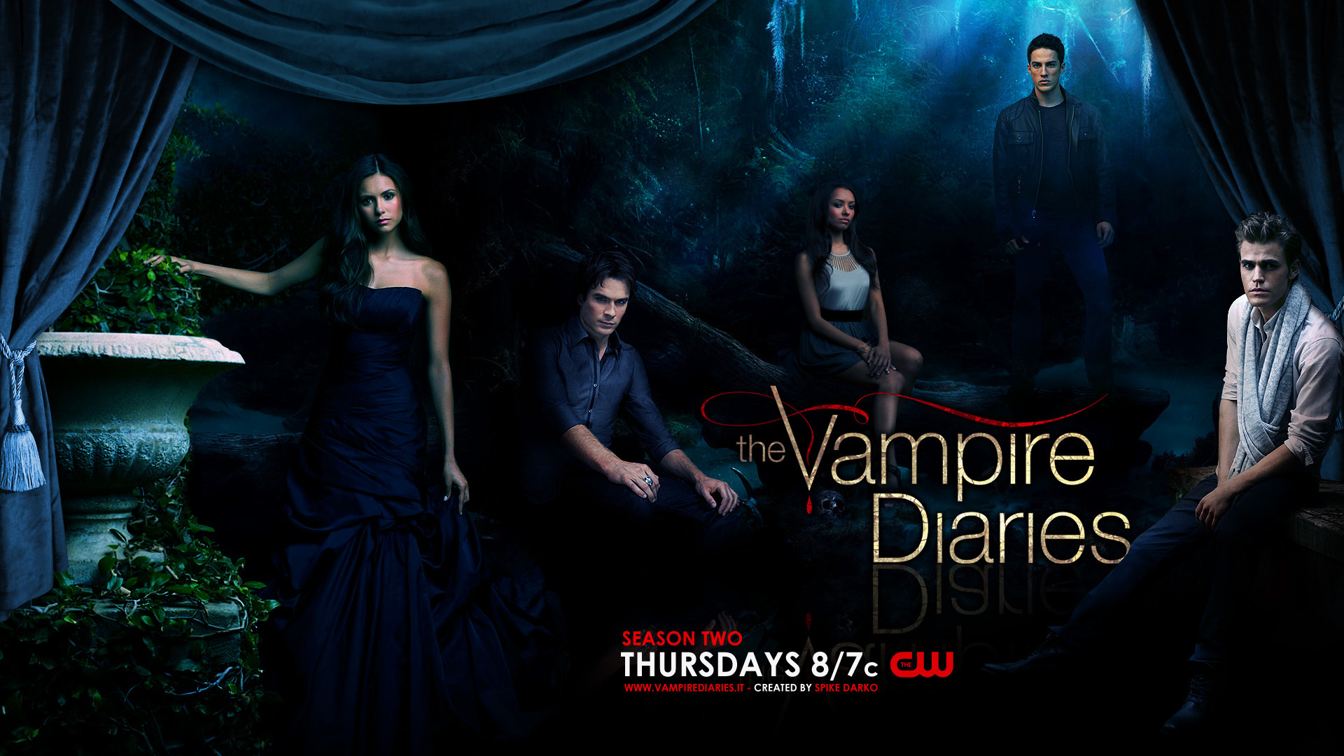 images about The Vampire Diaries Posters  Wallpapers on 1920x1080