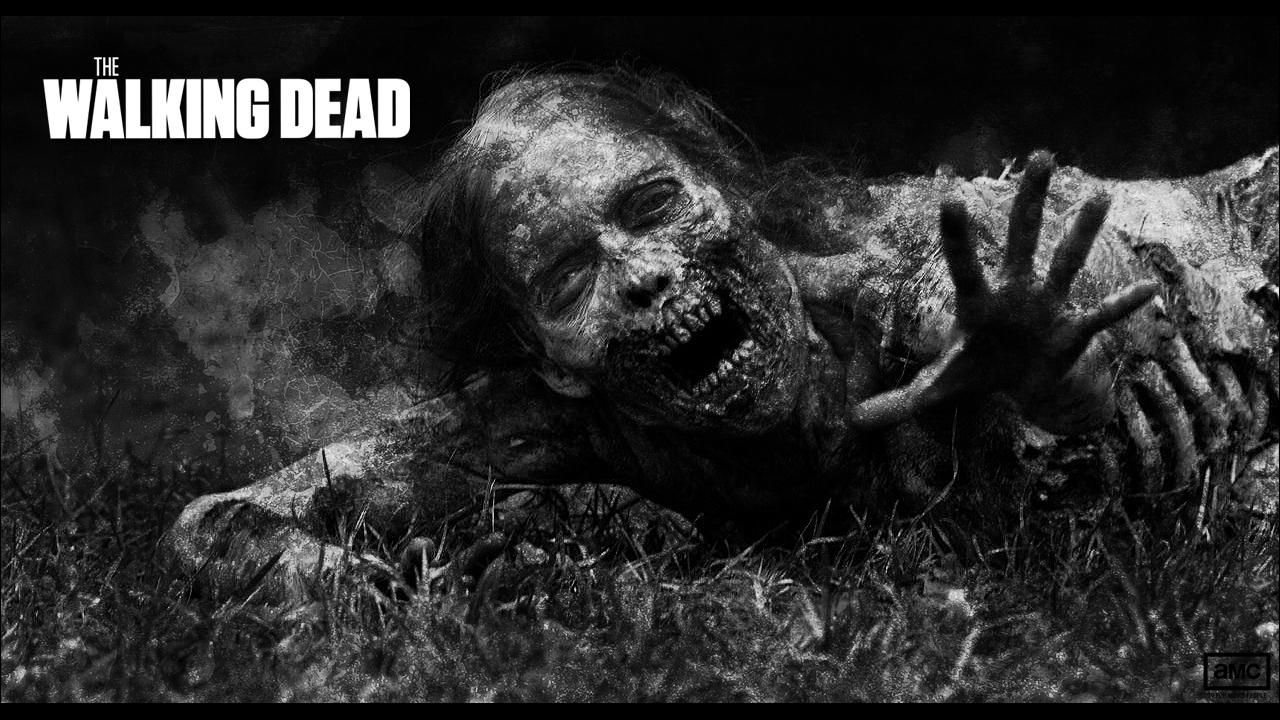 The Walking Dead HD Desktop Wallpaper Widescreen Fullscreen 1280x720