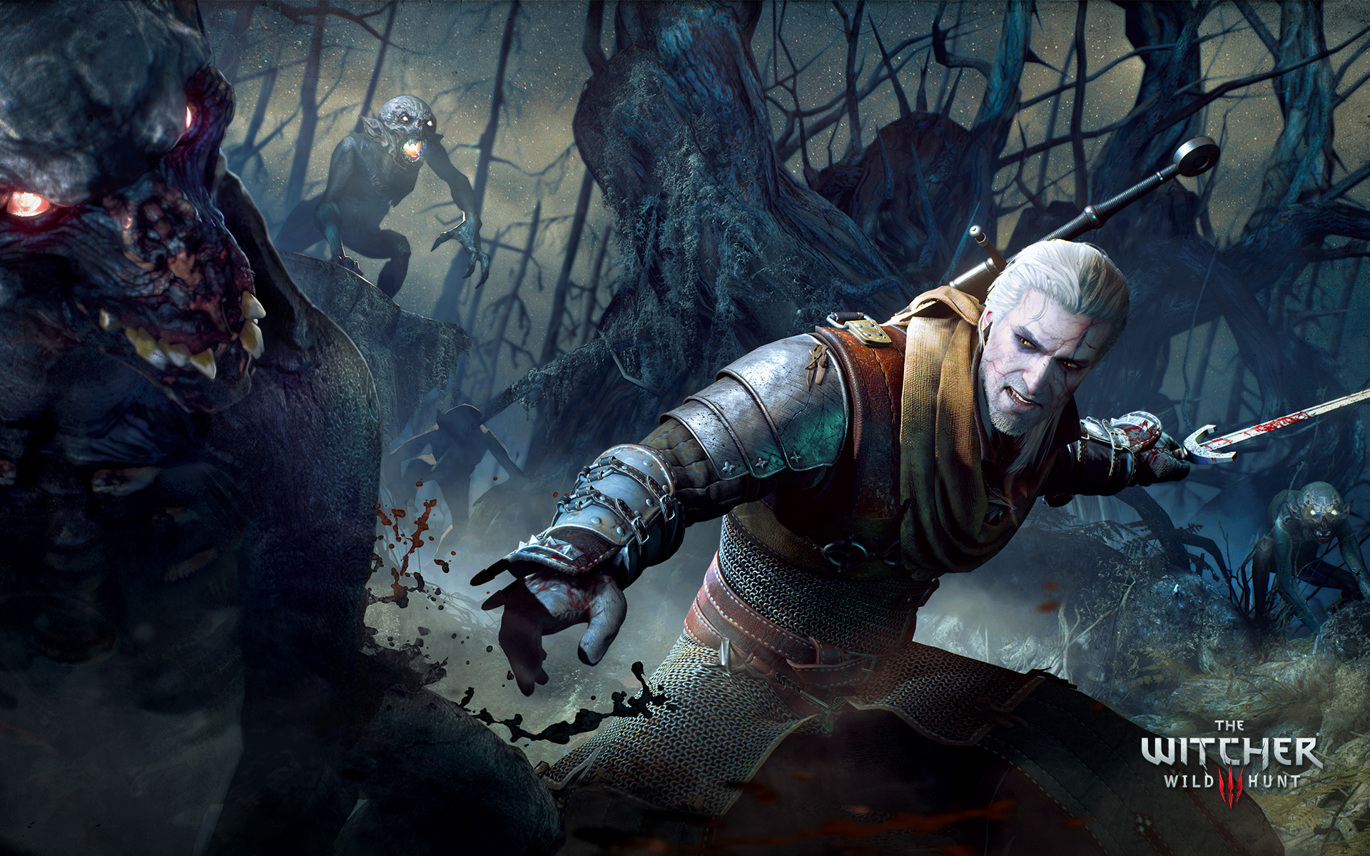 The Witcher  HD Wallpaper   1920x1200
