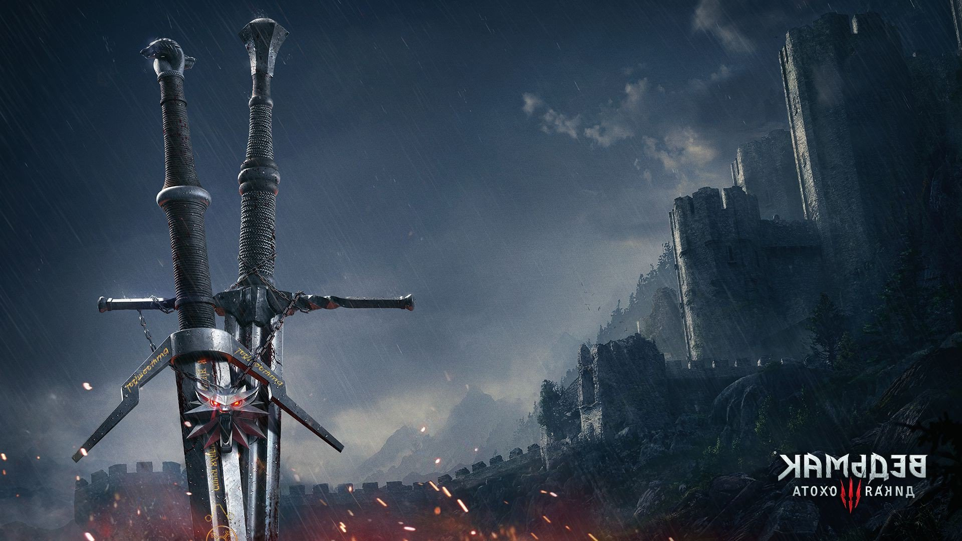 WallpapersWide The Witcher  Wild Hunt Wallpapers  HD Wallpapers 1920x1080