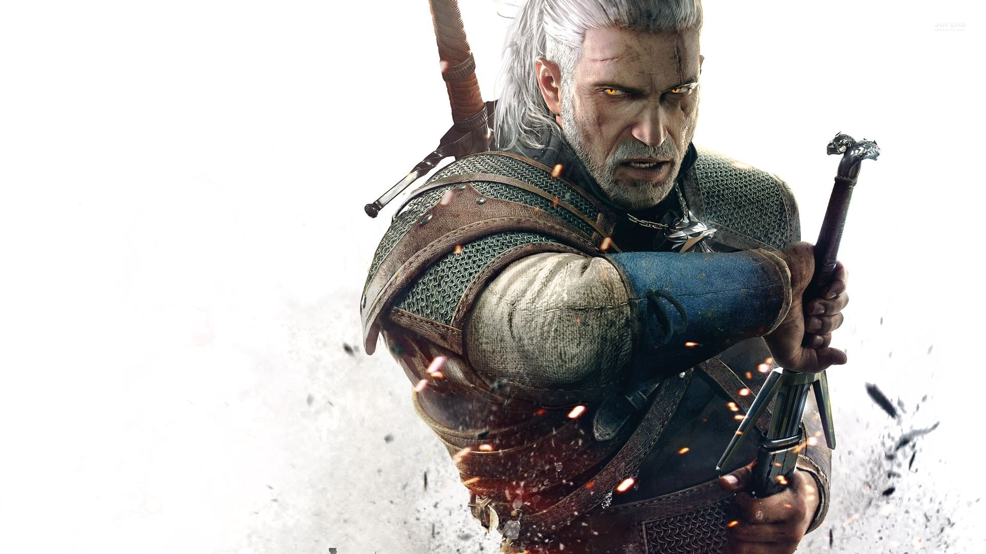 Witcher  Wild Hunt HD Free Wallpapers 1920x1080