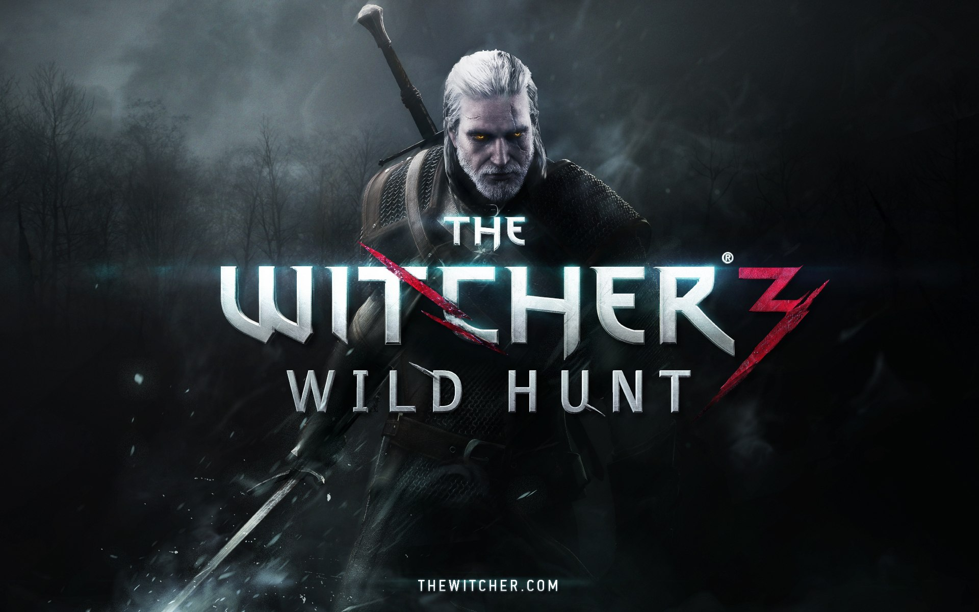 The Witcher Wallpaper   1920x1200