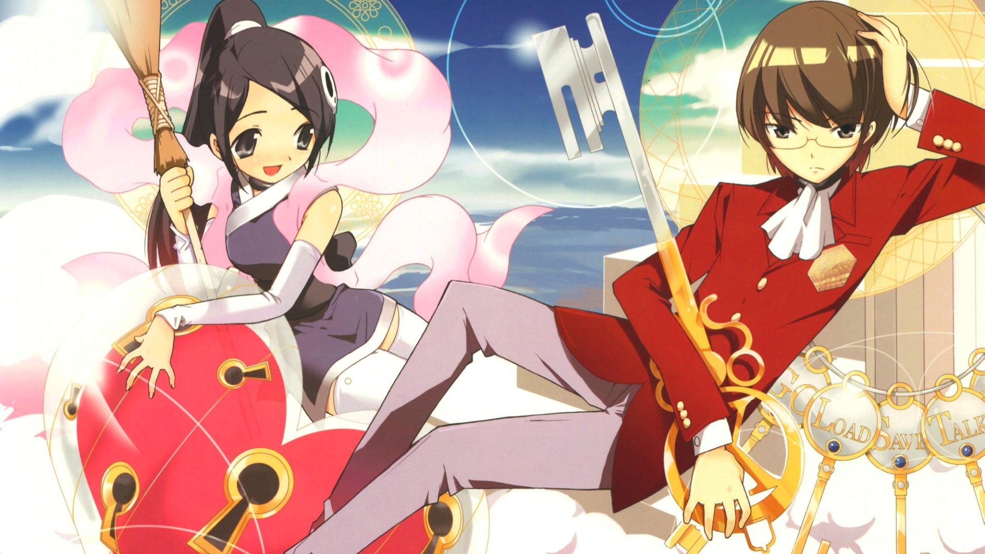The World God Only Knows Wallpapers 23 Wallpapers