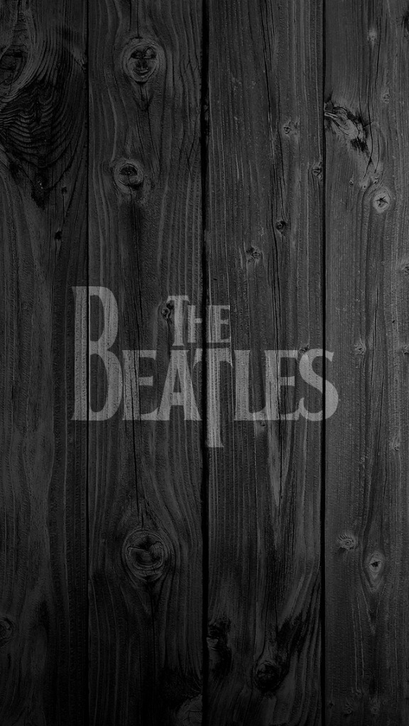 The Beatles iPhone  / SE Wallpaper 576x1022