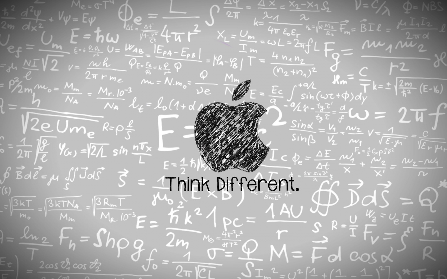 Top  Think Different Wallpapers  1440x900