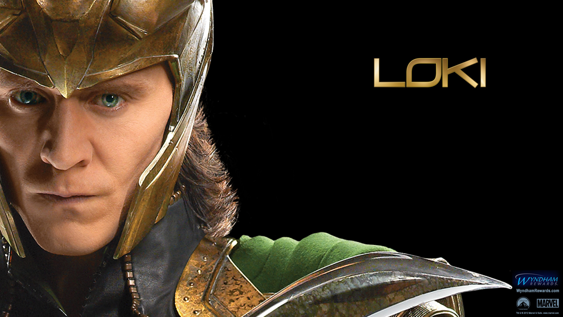 Thor The Dark World Tom Hiddleston as Loki HD desktop wallpaper 1920x1080