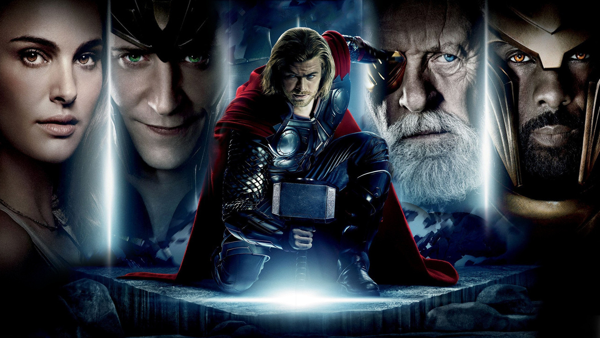 The Avengers Thor HD Desktop Wallpaper High Definition Mobile 1920x1080