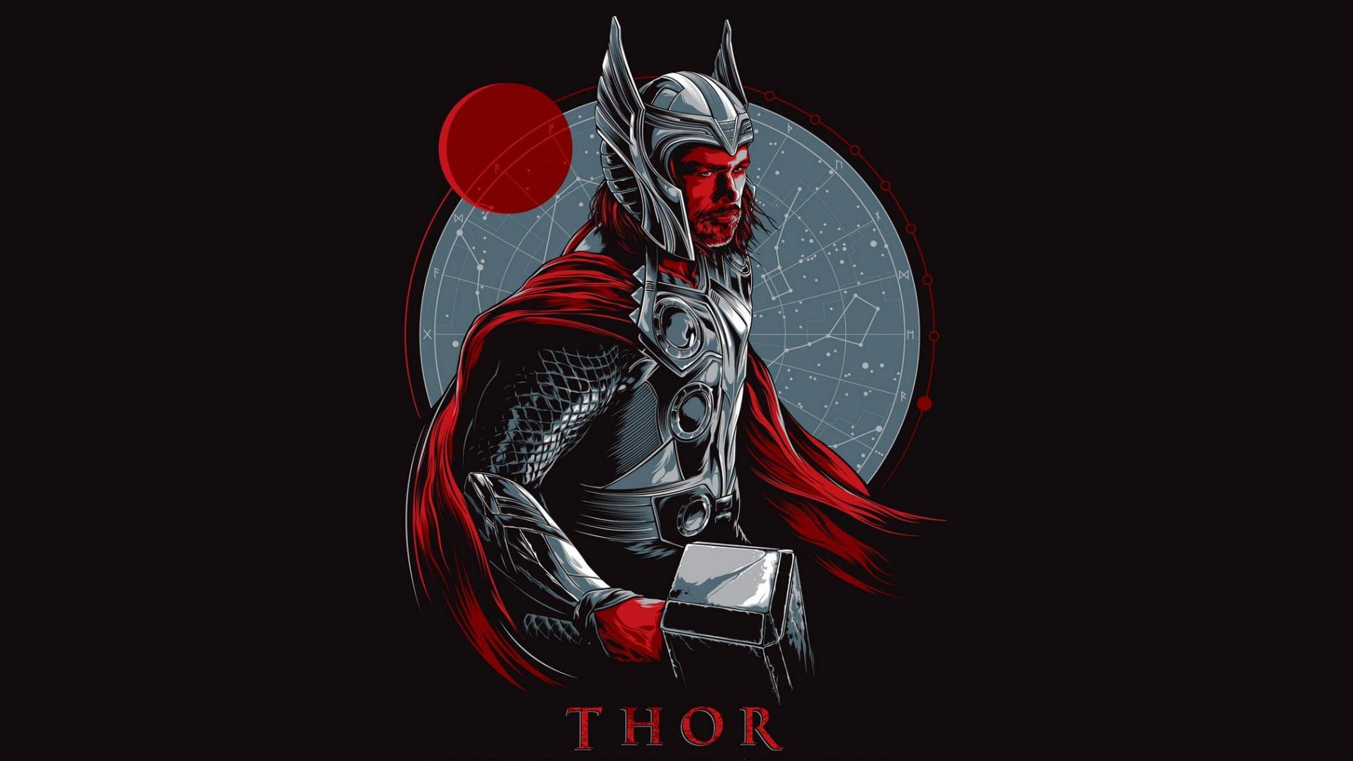 Thor Wallpapers Free Download 1920x1080