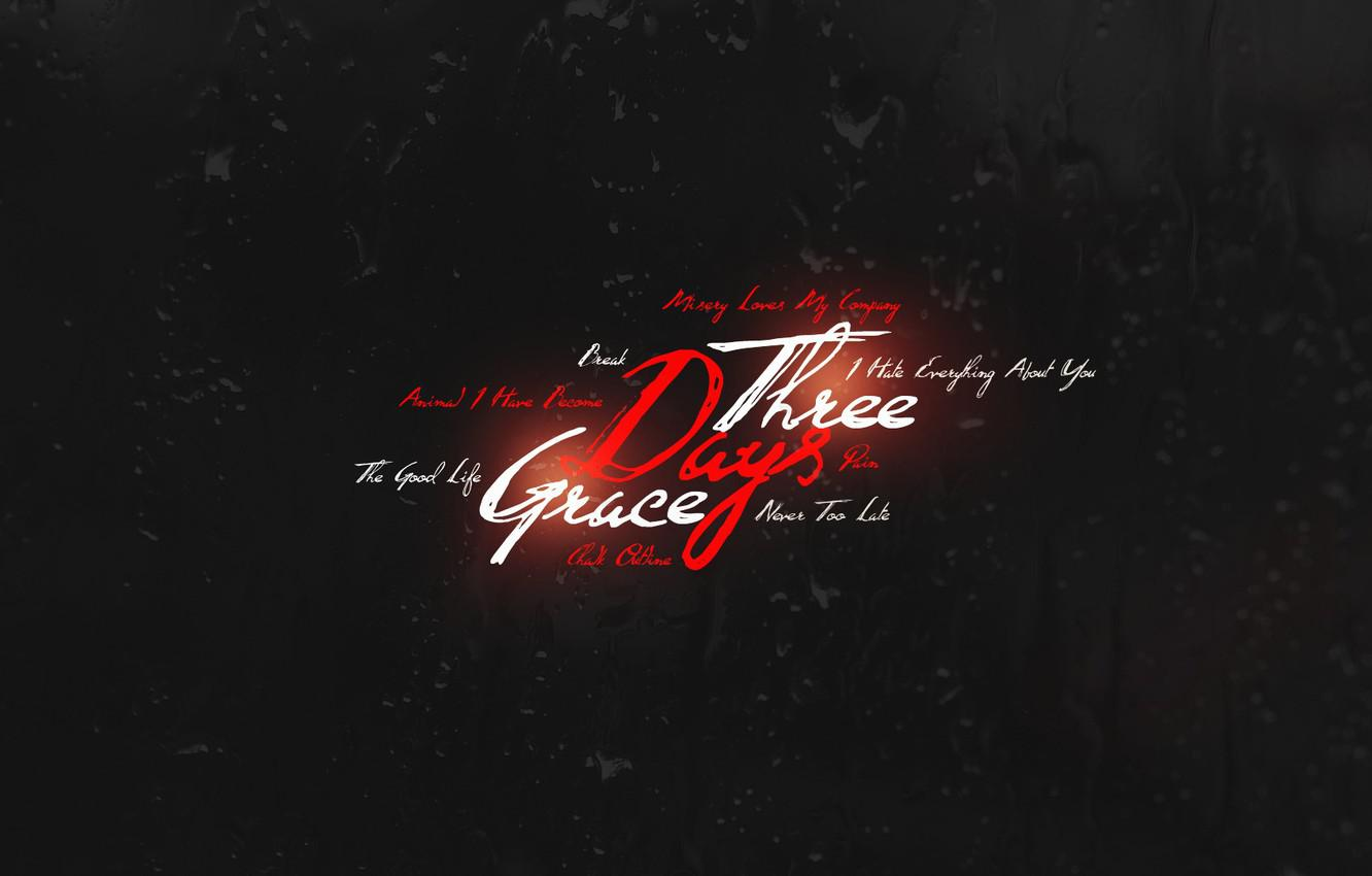 Three Days Grace Human Wallpaper