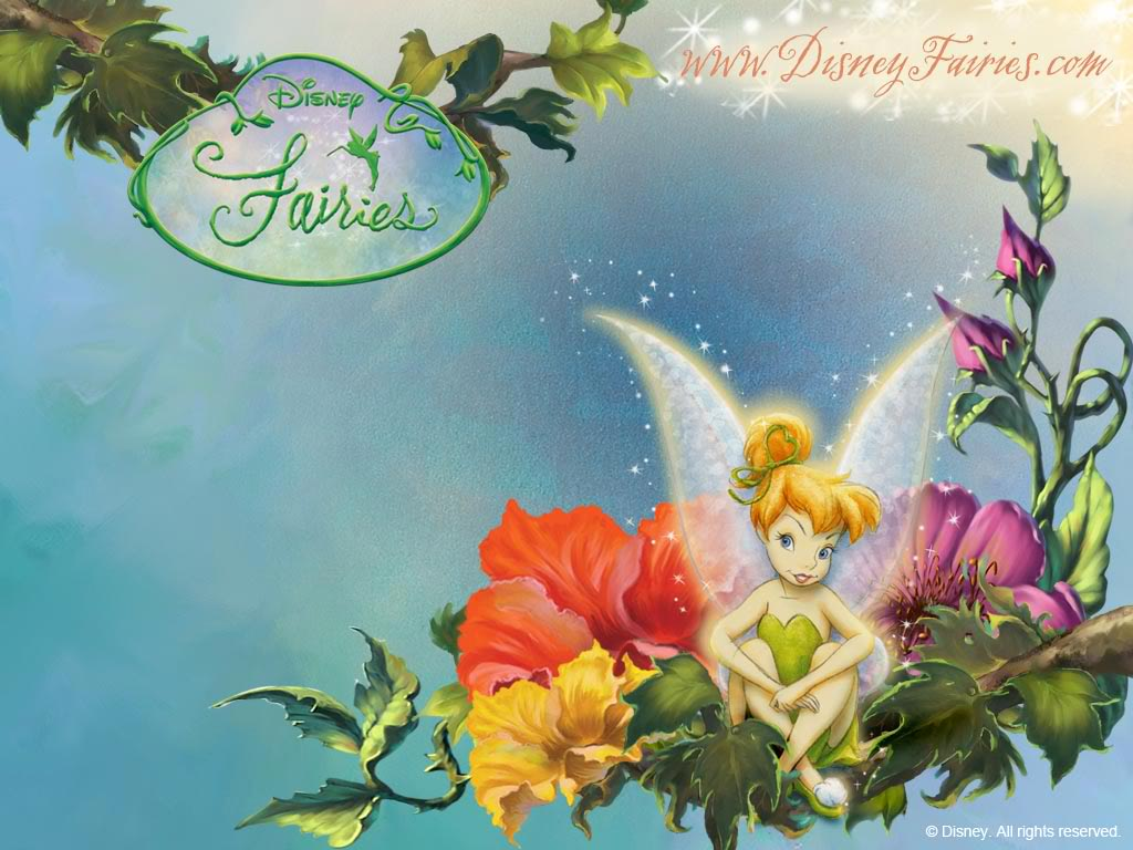tinkerbell computer wallpapers desktop backgrounds 1024x768