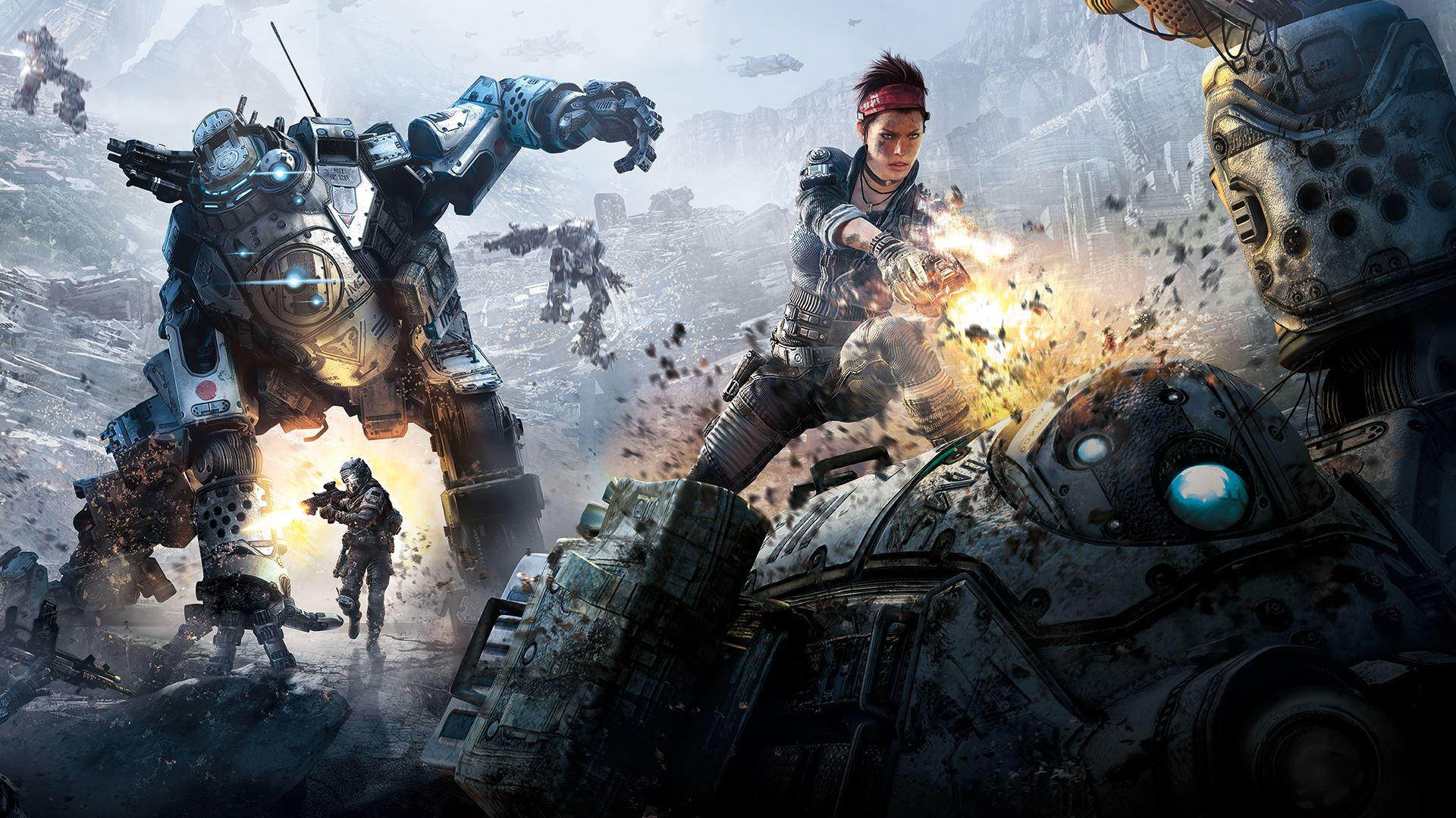 Titanfall 2 Wallpapers 20 Wallpapers Adorable Wallpapers