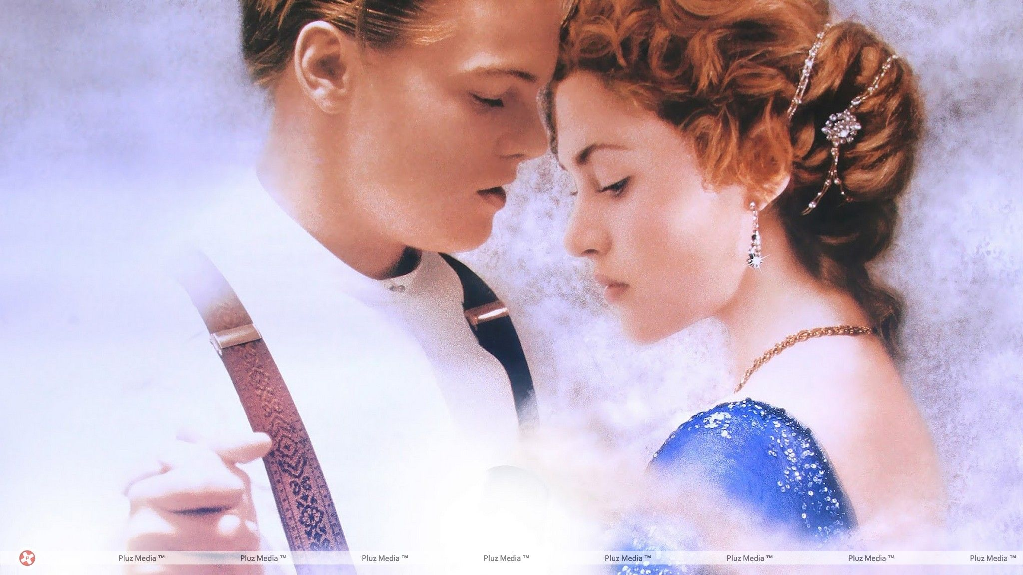Kate Winslet And Leonardo In Titanic Movie Wallpaper Movies Hd 2048x1152