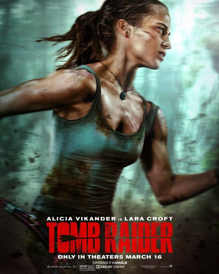 Tomb Raider Movie Lara Croft Wiki FANDOM powered by