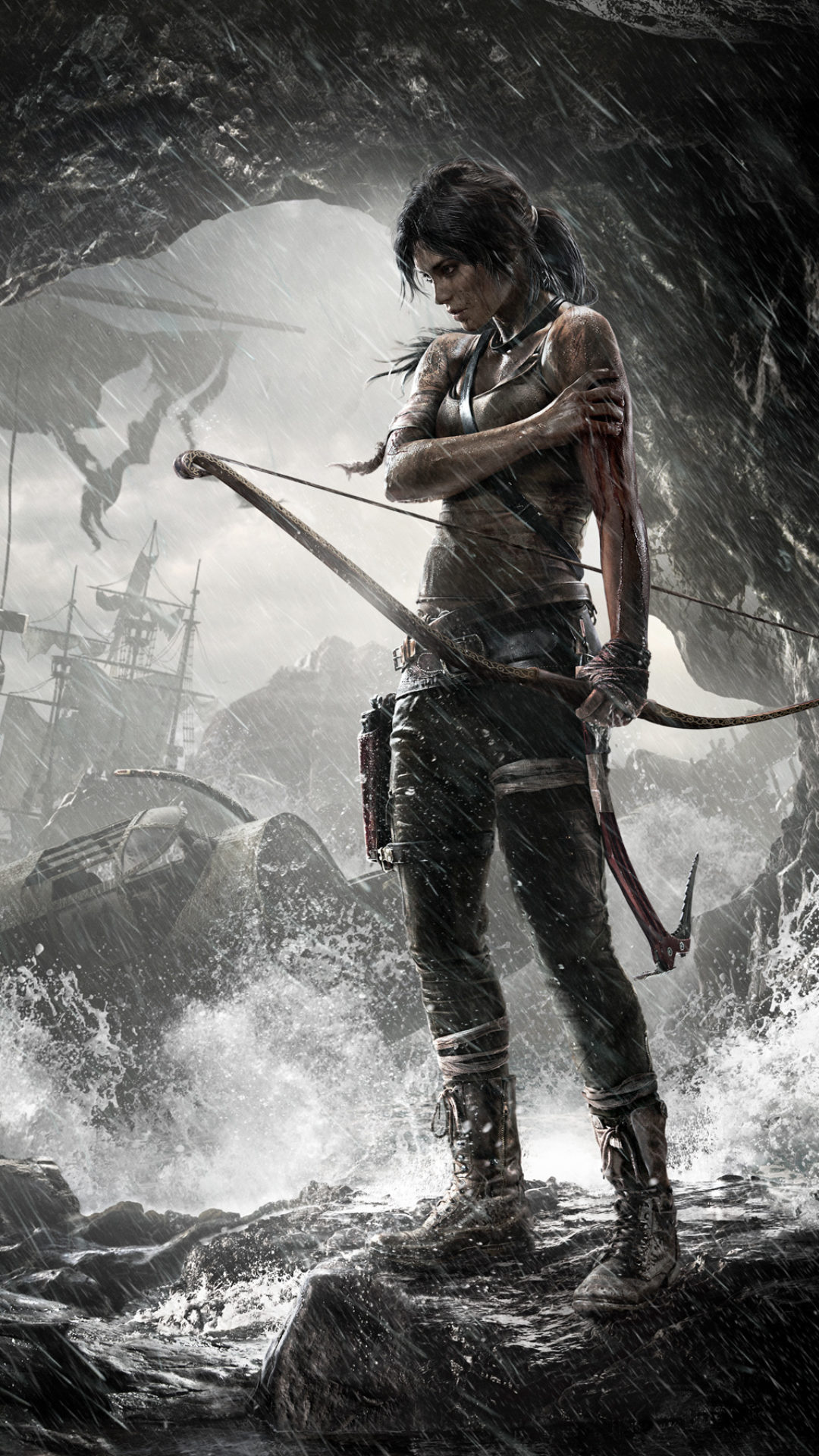 Tomb Raider Game HD Wallpaper HD Wallpapers