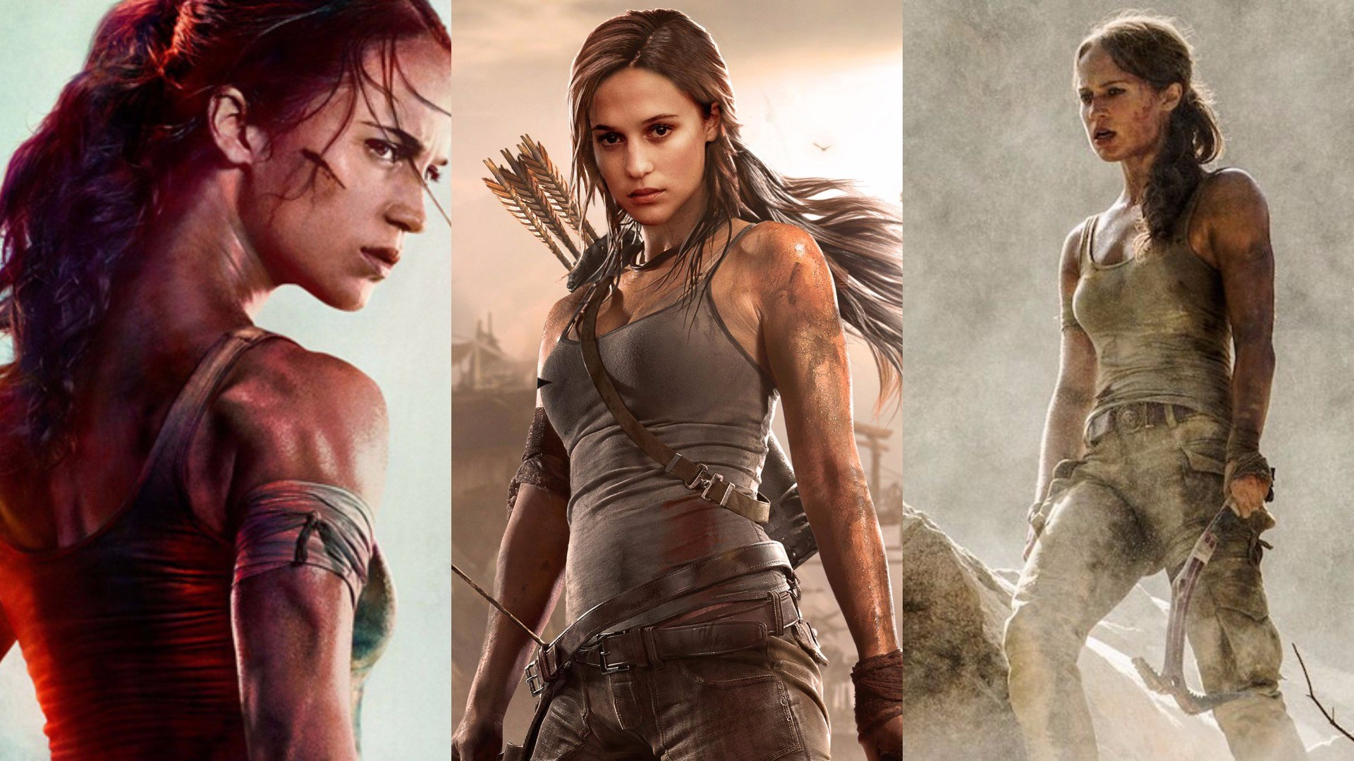 Tomb Raider Film Stock Photos and Pictures Getty Images