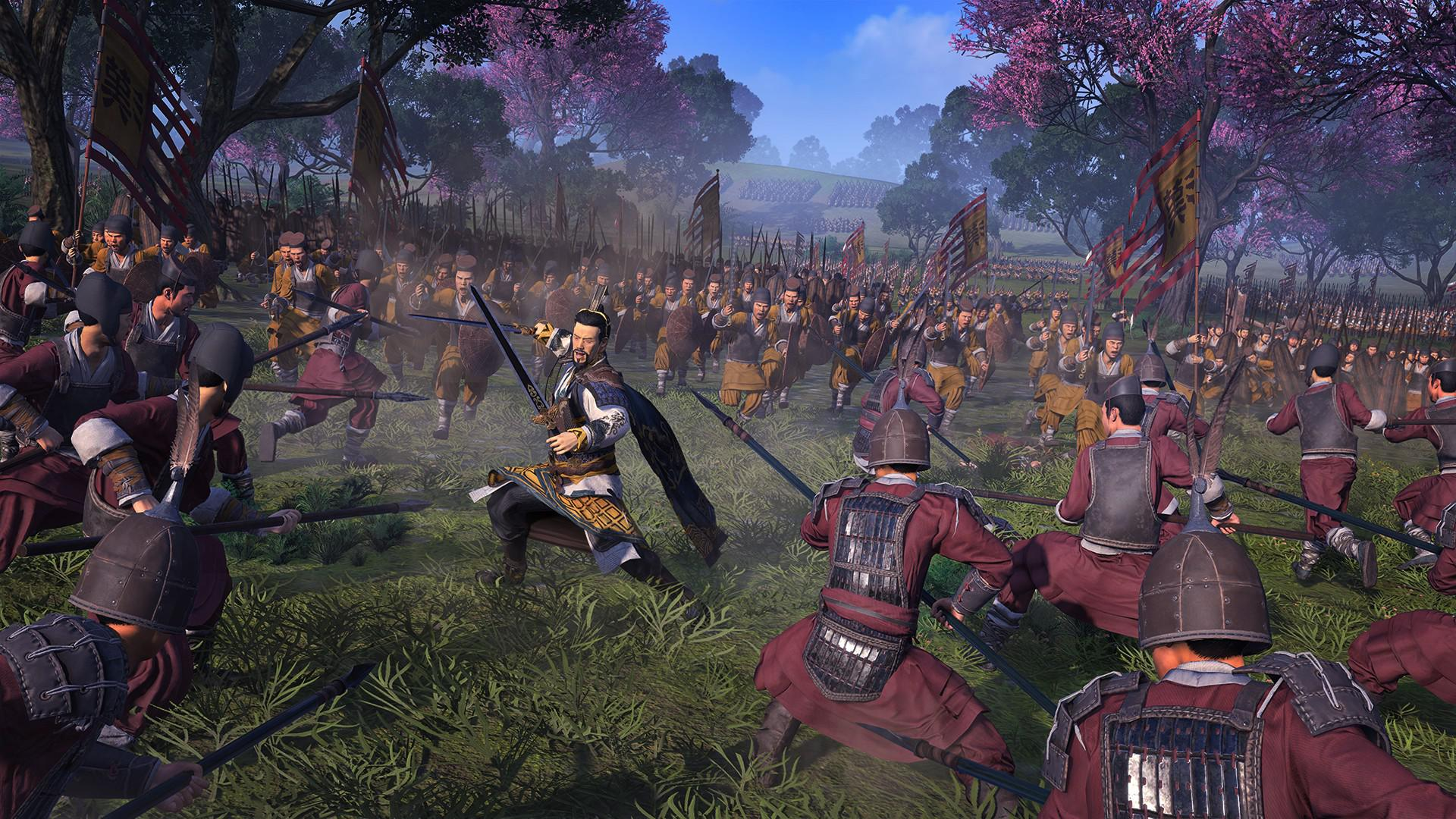 AllNew Spy System for Total War THREE KINGDOMS Revealed by