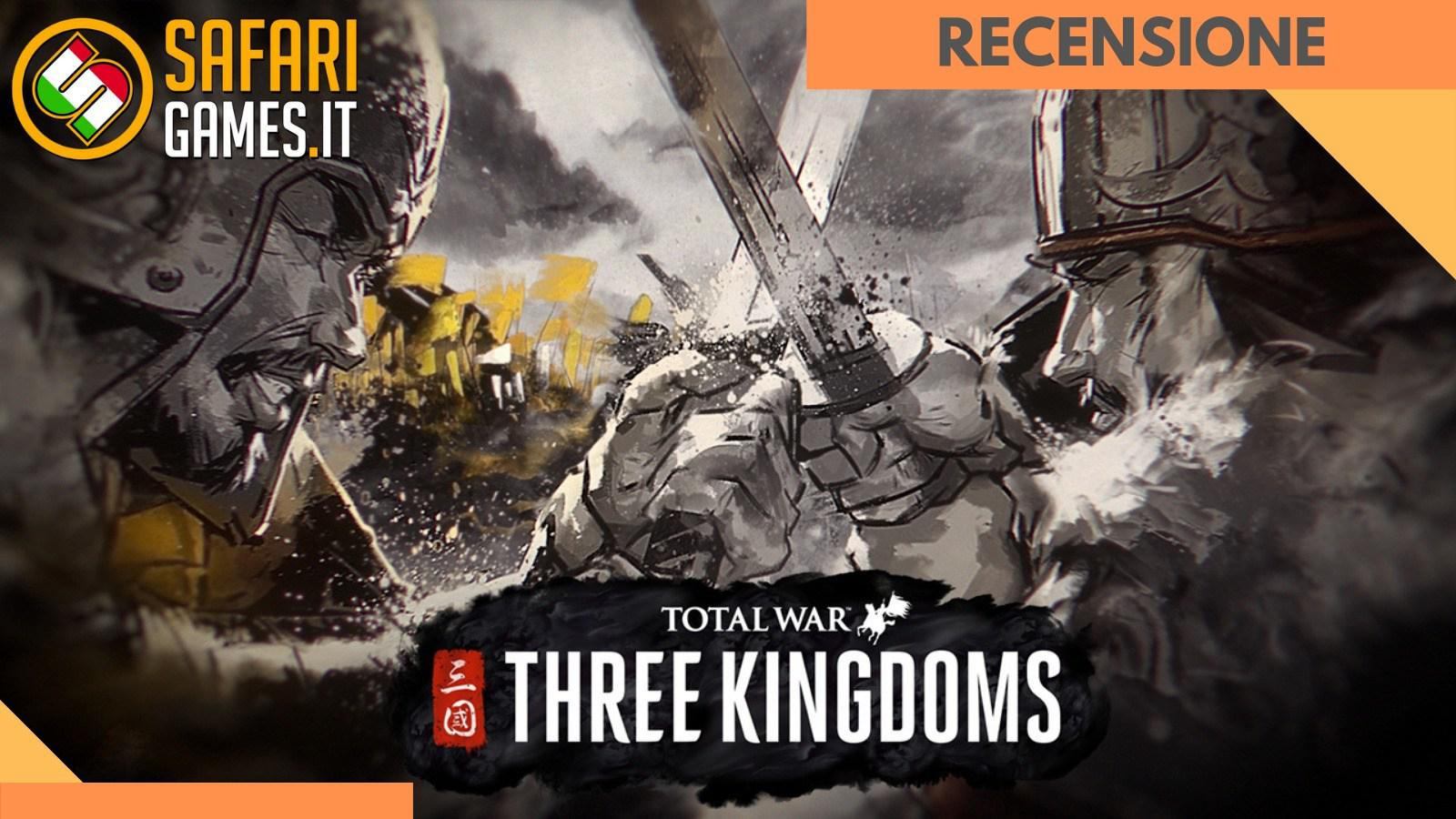 Historical strategy game Total War Three Kingdoms now available for