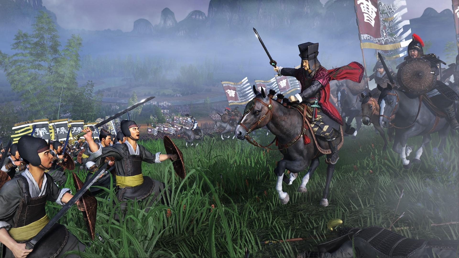 Total War Three Kingdoms Preorder Guide Preorder Bonus and