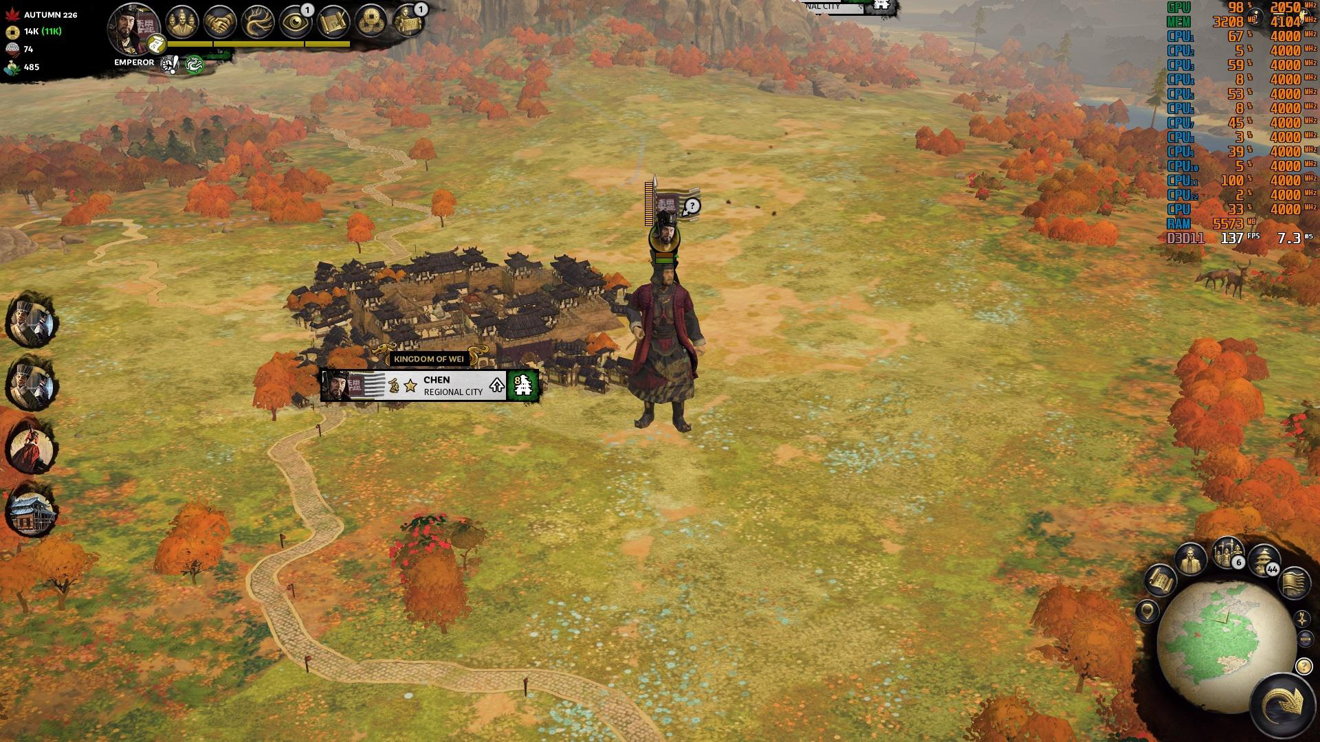 Review Total War Three Kingdoms Strategy