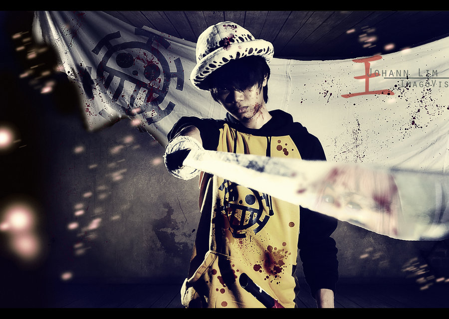 Trafalgar Law Wallpapers (110 Wallpapers)