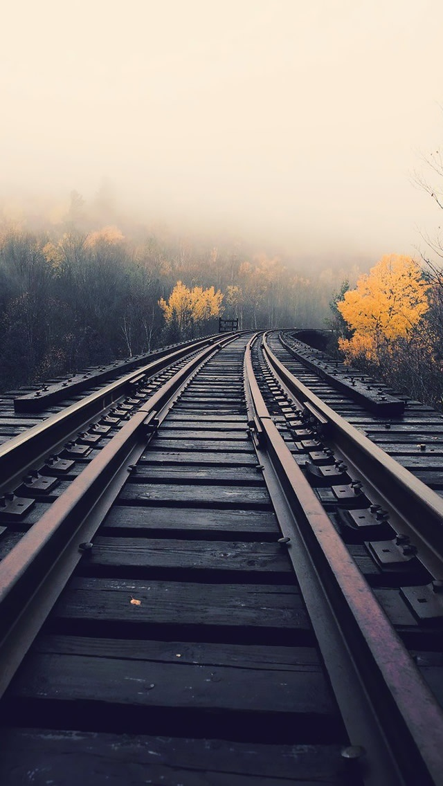 Awesome Train Hd Wallpaper Free Download 640x1136