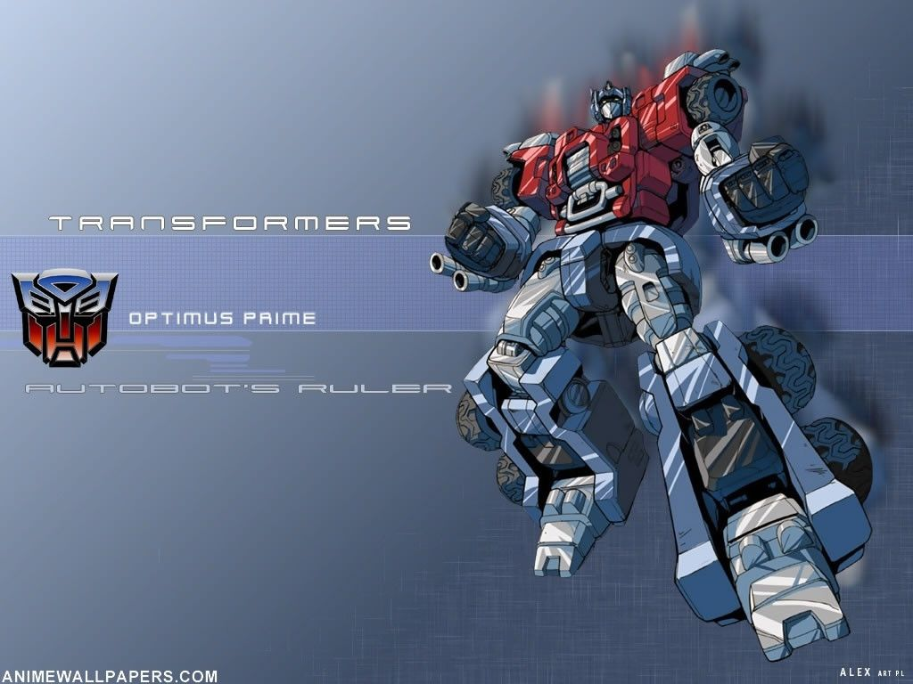 Transformers Optimus Prime Wallpaper  Freeware  EN  download 1024x768