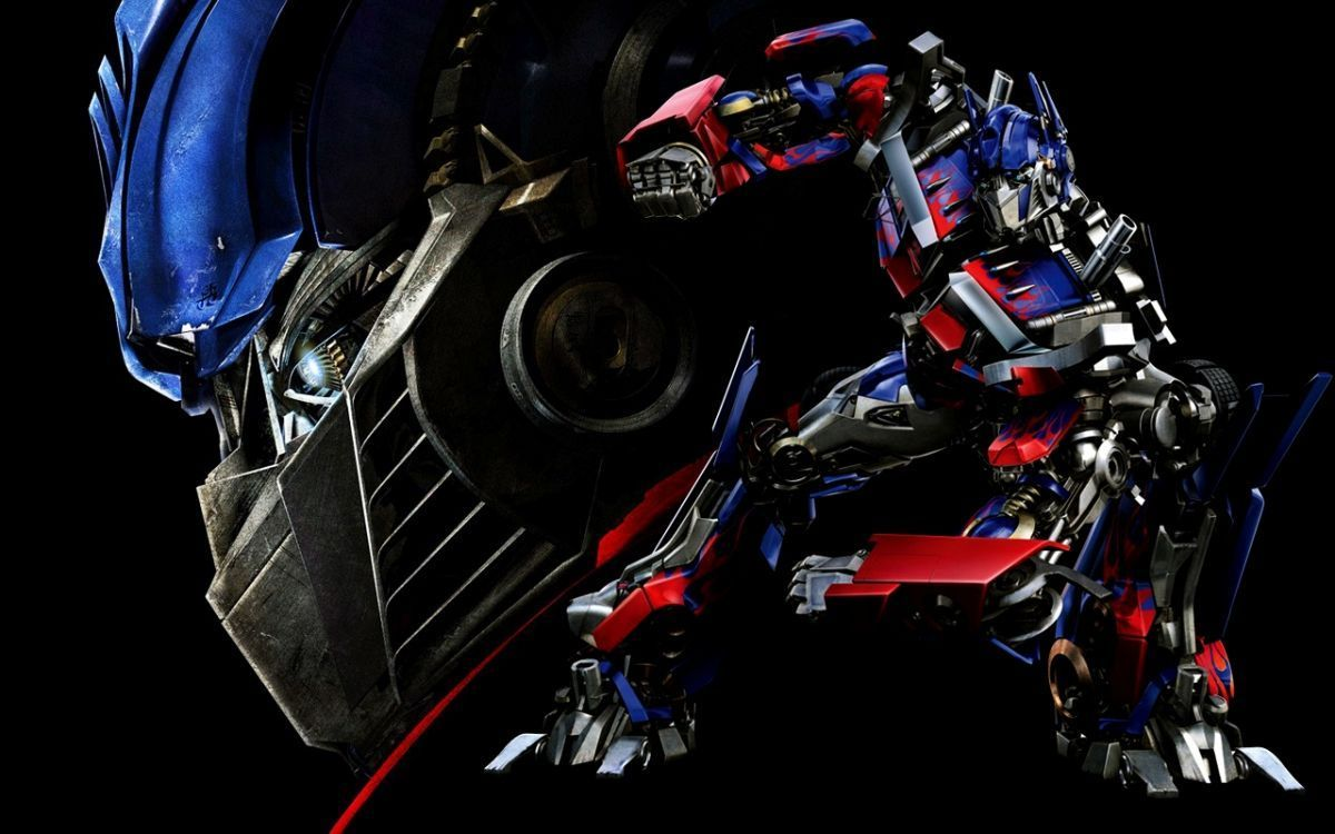Optimus Prime Transformer Wallpaper 1200x750