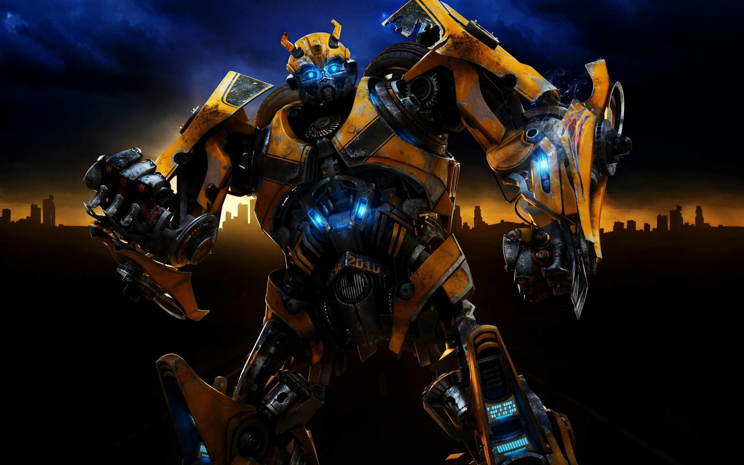 Transformers Movie HD Desktop Wallpaper for K Ultra