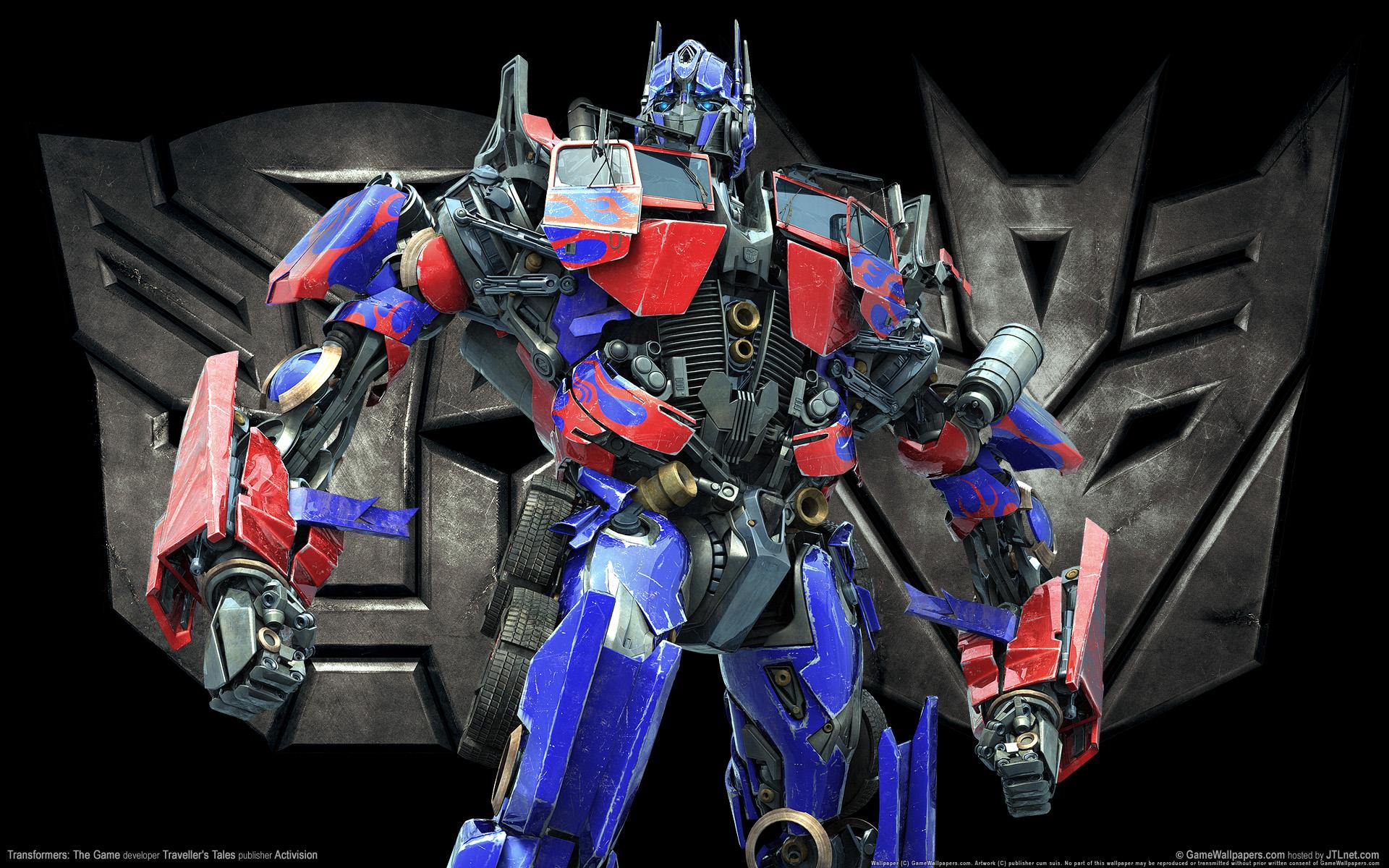 transformers optimus prime wallpapers wallpaper 1920x1200