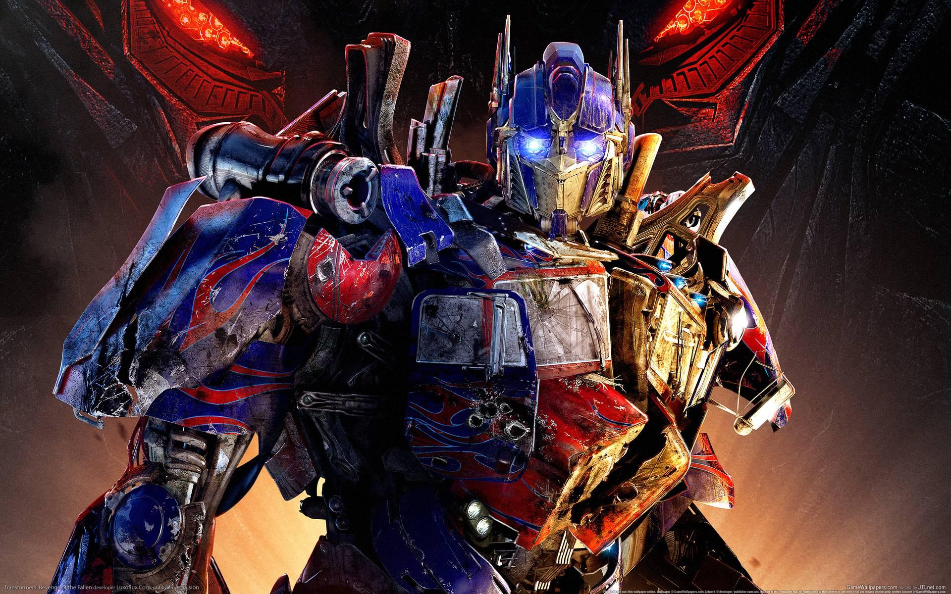 Optimus prime transformers 2
