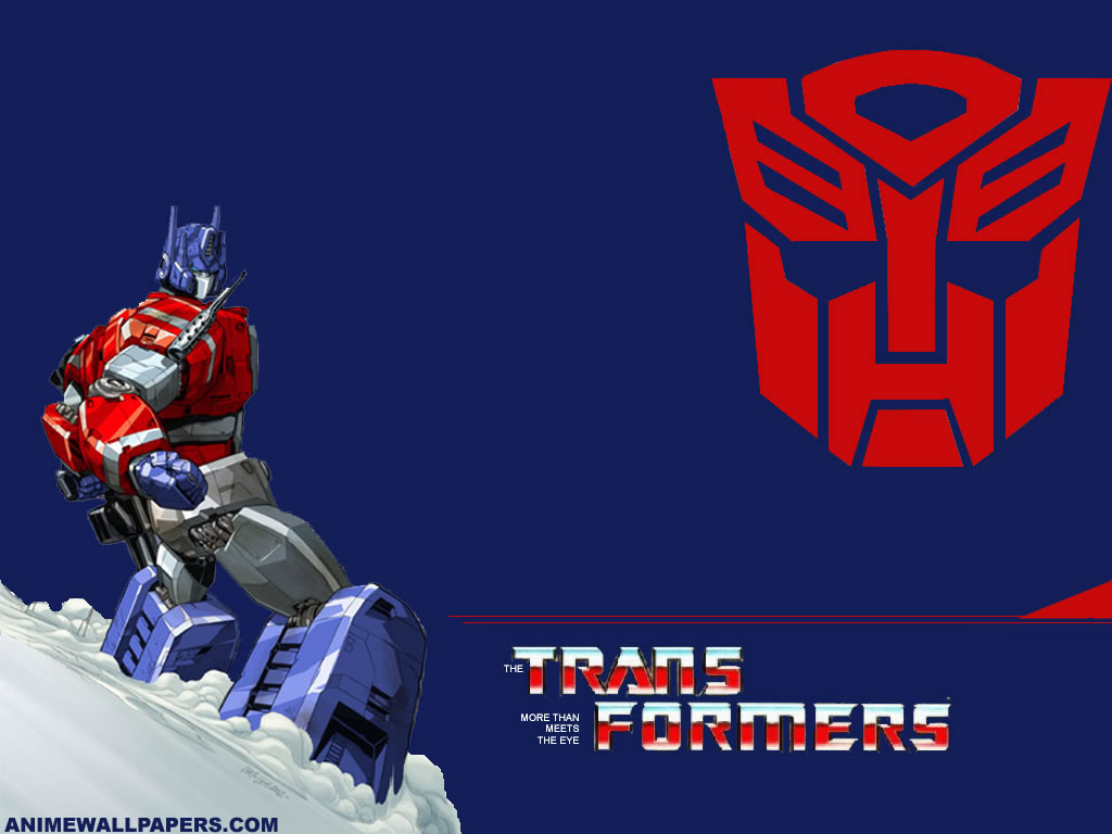 Transformers Optimus Prime Wallpaper   1024x768
